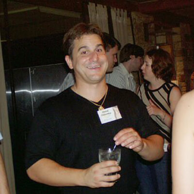 David before competition prep in Arizona