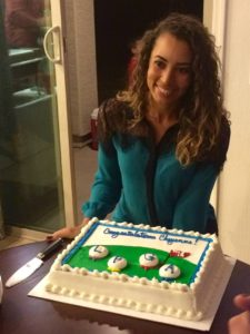 Cheyenne Woods Earns Her LPGA Pro Card