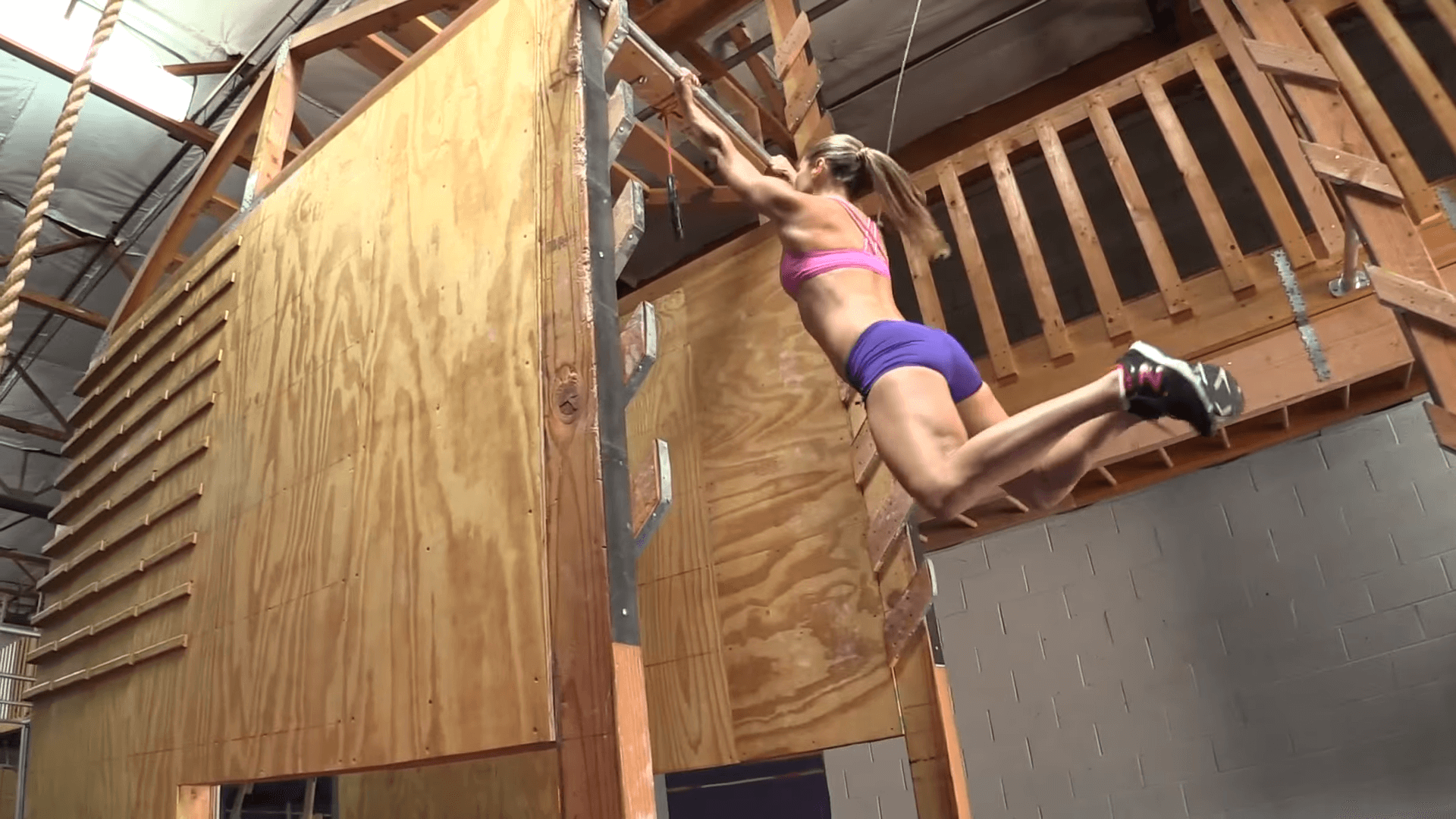 American Ninja Warrior:  My Goal for 2016