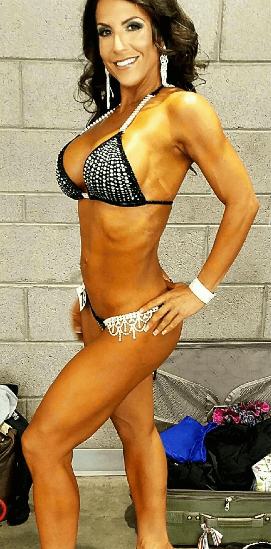 Tricia Zacchini After Karen Mullarkey Training